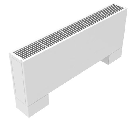Ecolite Cube - fan-operated self-standing convector heater (LZT)